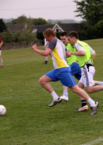 Five-a-side 28 May 12