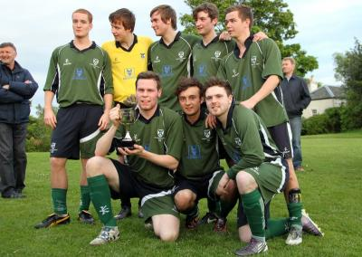 Five a side final 1 June 12
