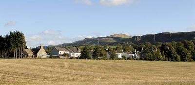 Juniper Green and Pentlands