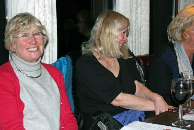 Mrs Walton and Friends enjoy the event