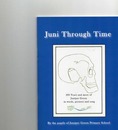 Juniper Green Primary  School pamphlet