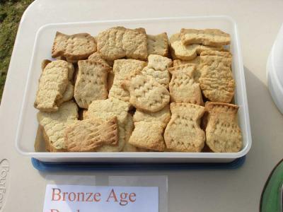 Celebratory biscuits